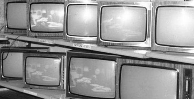 O telewizji ale nie o programach telewizyjnych